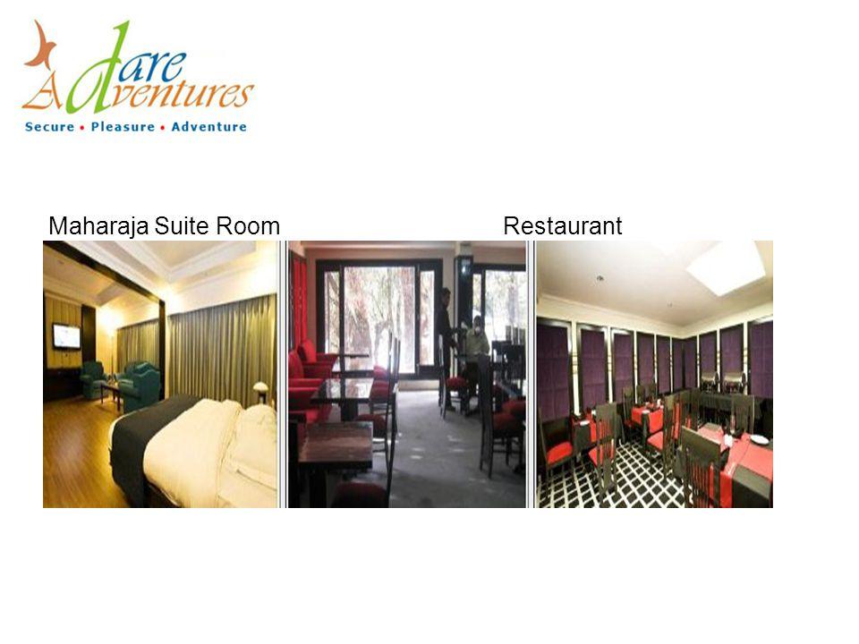Maharaja Suite RoomRestaurant