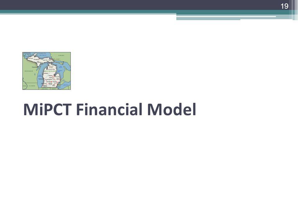 MiPCT Financial Model 19