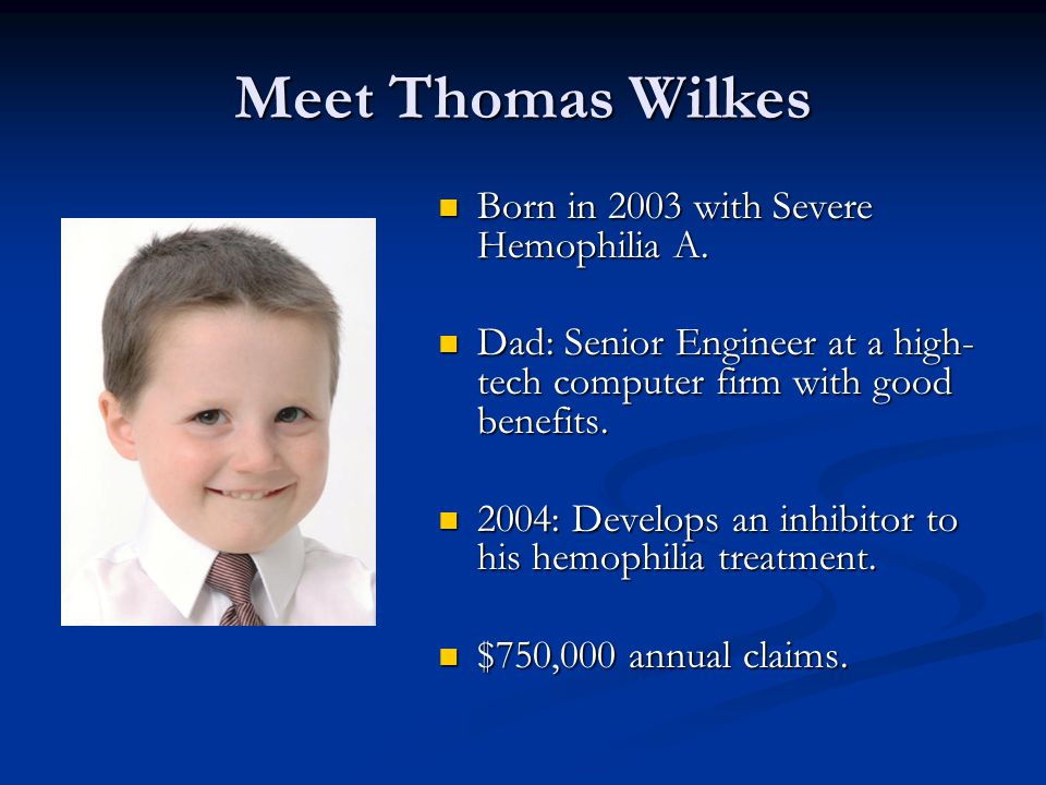 Private Insurance for Thomas Company faces 40% to 55% increase in premiums.