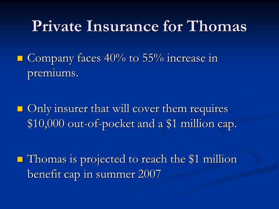 Options for Thomas' Family 1.
