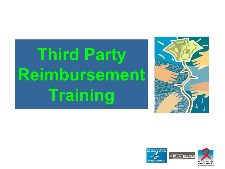 Third Party Reimbursement Training