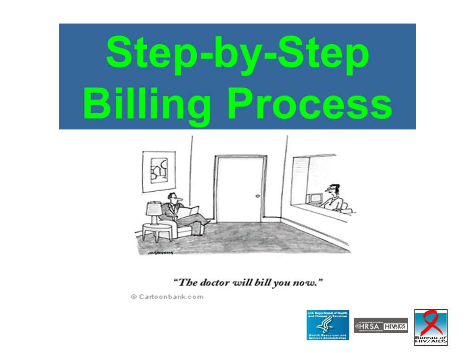 Step-by-Step Billing Process