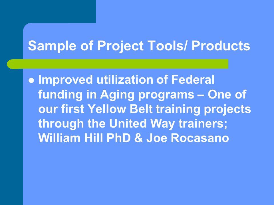 Title XX Project Team Members: James Nowak, Bill Larsen, Adrian Slocum, Maryann Deitzer & Mike Venezia