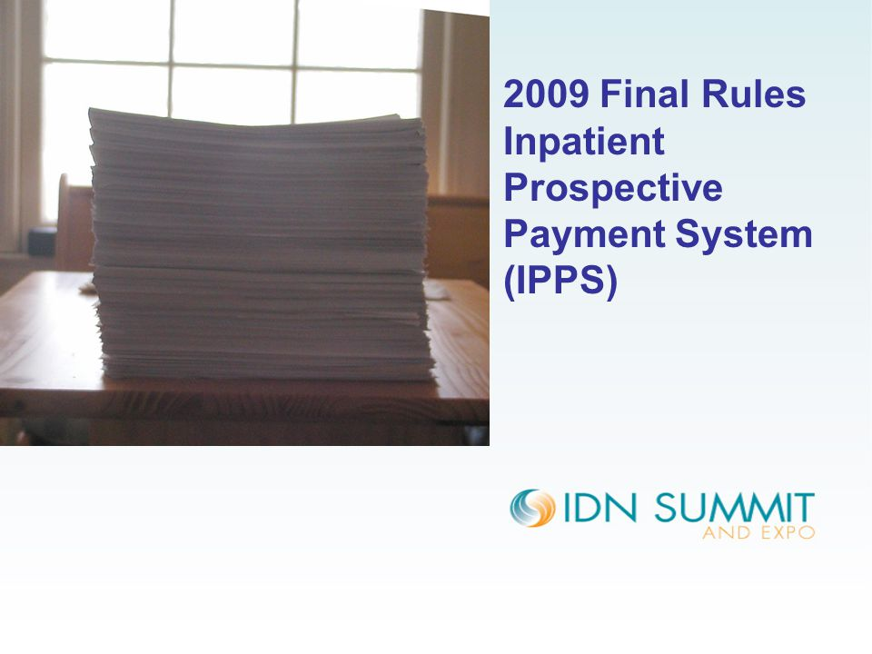 Have to know (Hospital) Fiscal intermediary/carrier/MAC Medicare/Medicare numbers Information Services (all applicable computer programs) Payer mix Contracts Key players