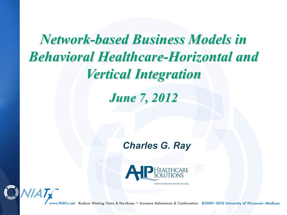 Why Network-based Business Models?