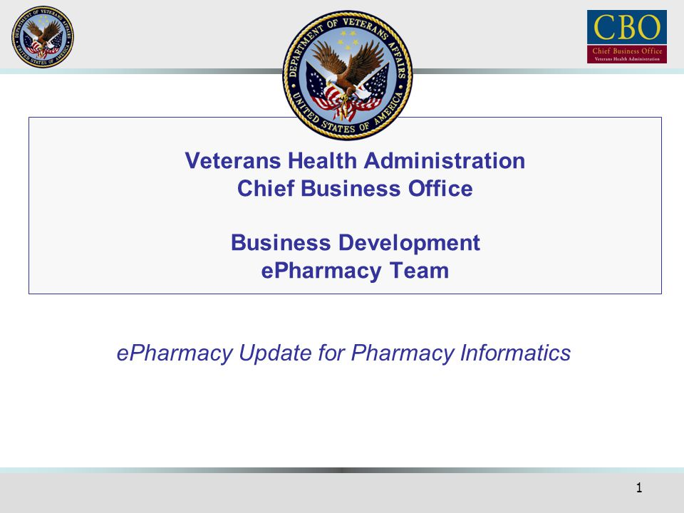 52 Pharmacy Section of ePharmacy Training Site List of ePharmacy VISN Points of Contact (POCs) (April 2011) ePharmacy Helpful Hints (updated January 2011) ePharmacy Issue Reporting Form (updated July 2009) ePharmacy Issue Reporting Form Instructions (June 2009) ePharmacy Checklist for New ePharmacy Site Managers (02/10) Advanced Pharmacy Reject Resolution Training (February 2010) Advanced Training – ePharmacy Options & Bulletins (February 2010) DEA Special Handling Field Instructions (August 2010) NCPDP Dispense Unit and Quantity Multiplier Instructions (updated May 2010) Pharmacy Benefits Management Services Clinical INFORMatics Share Point Site Click on NCPDP Document folder to access the NCPDP Disp Unit & Qty Mult Exceptions List spreadsheet.