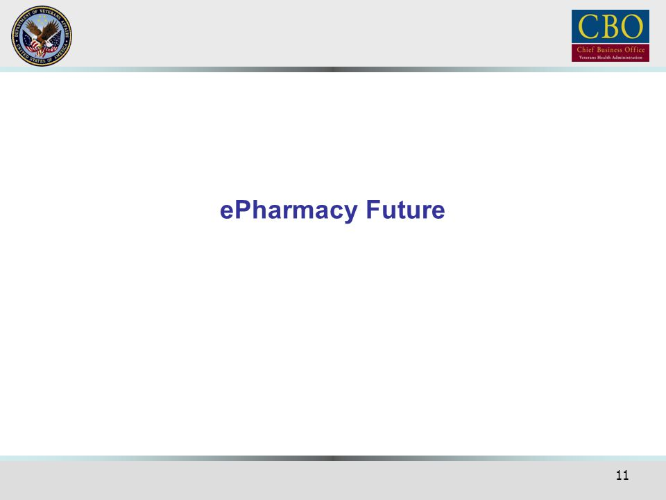 11 ePharmacy Future