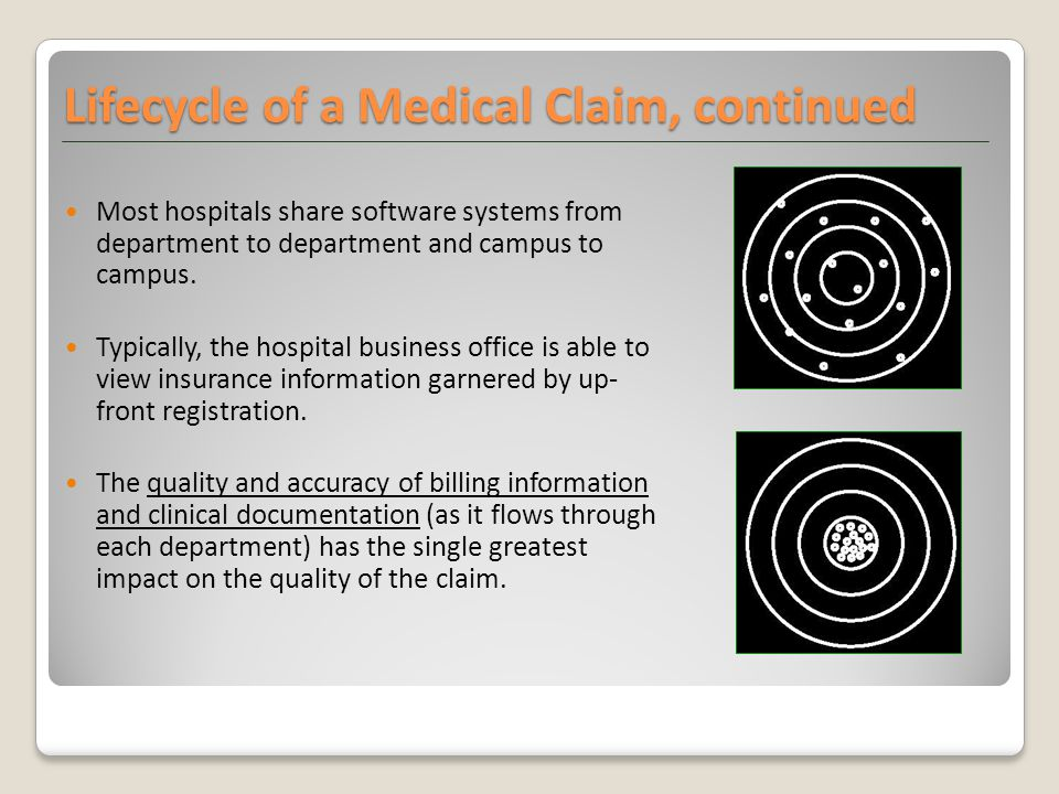 Most hospitals share software systems from department to department and campus to campus.