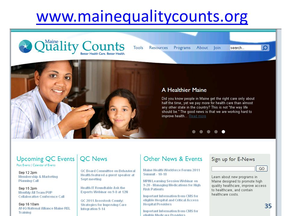 www.mainequalitycounts.org 35