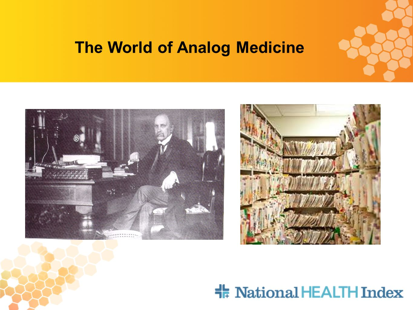The World of Analog Medicine
