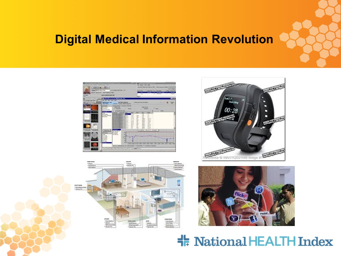 Digital Medical Information Revolution