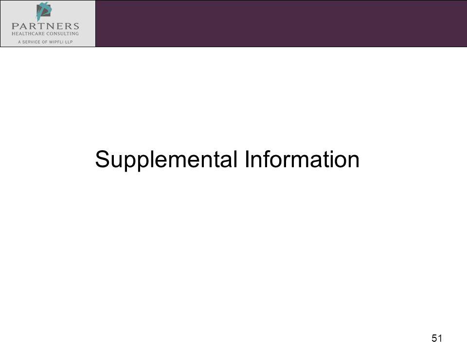 51 Supplemental Information