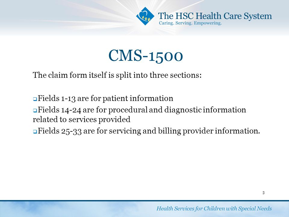 CMS-1500 Section 1 Quiz 1.Block 11 is completed with the patient's secondary insurance Plan ID# A.