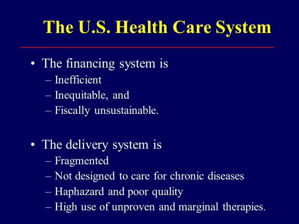 Guaranteed Healthcare Access 2.Americans have free choice of any qualified plan.