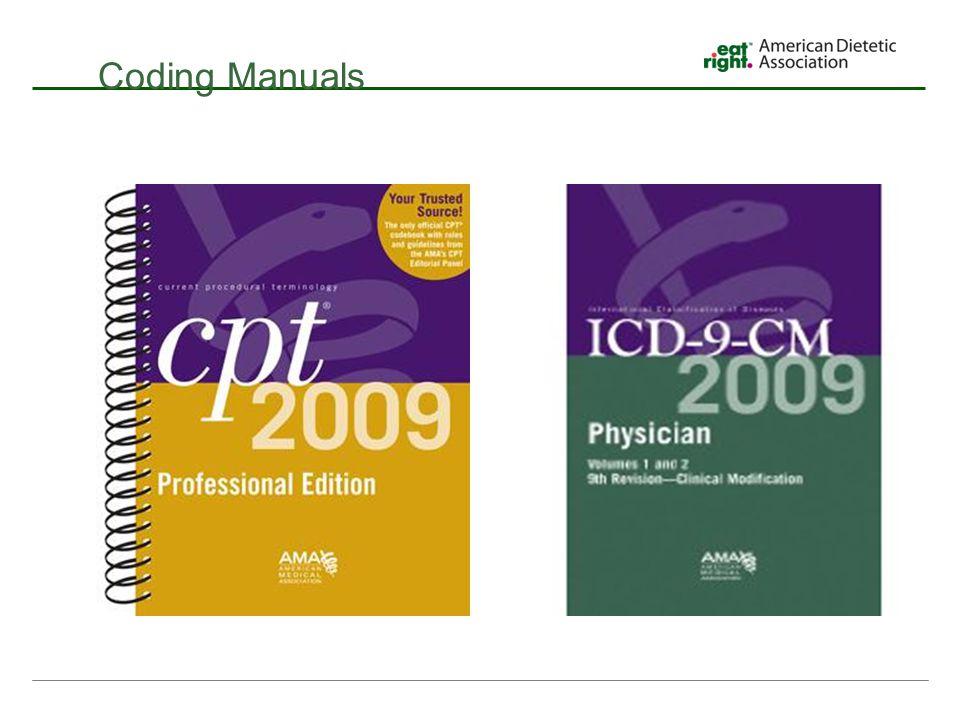 Coding Manuals
