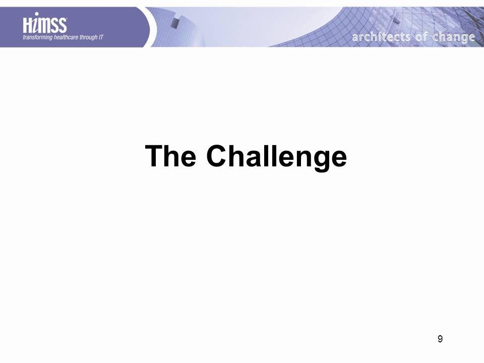 9 The Challenge