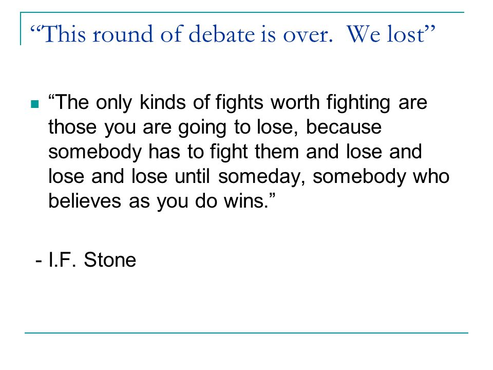 This round of debate is over.