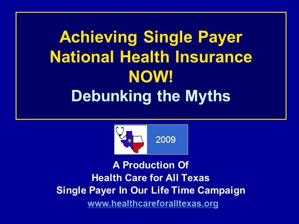 Opening Exercises 1.What first comes to your mind when you hear National Health Insurance .