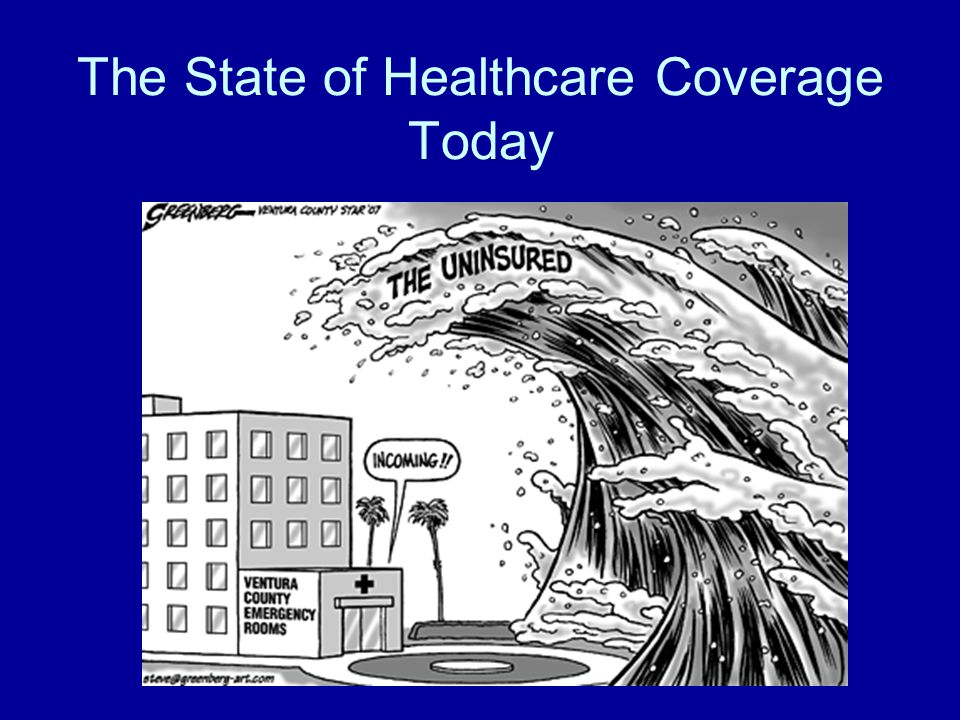 The State of Healthcare Coverage Today