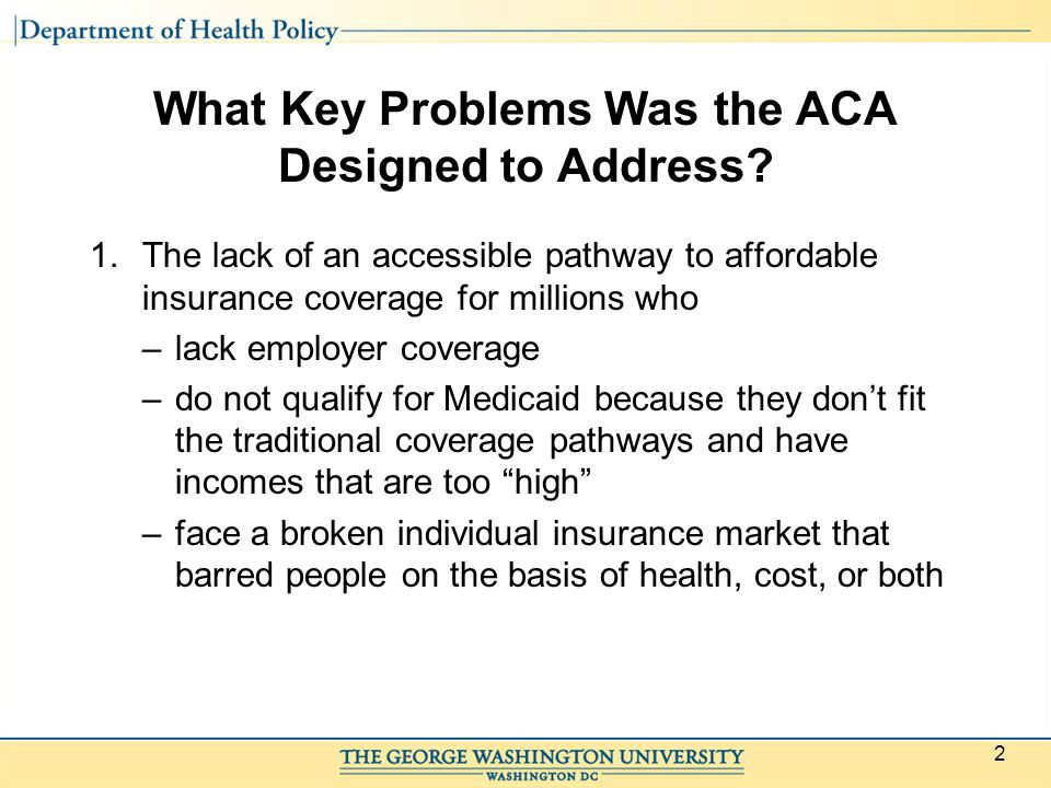 Affordable Care Act: Key Insurance Reform State Implementation Issues, 2013-2014 Readiness of insurance marketplaces for October 1, 2013 enrollment –Plans certified to be sold with network capacity and systems in place.