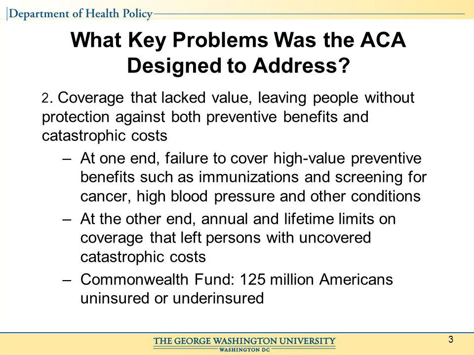 Common ACA Myths 1.