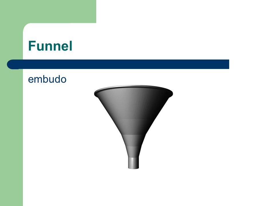 Funnel embudo