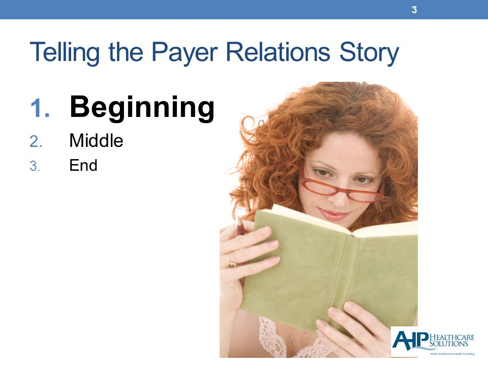 Why Focus on Payer Relations Now.