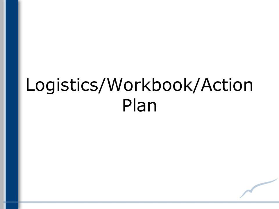 Logistics/Workbook/Action Plan