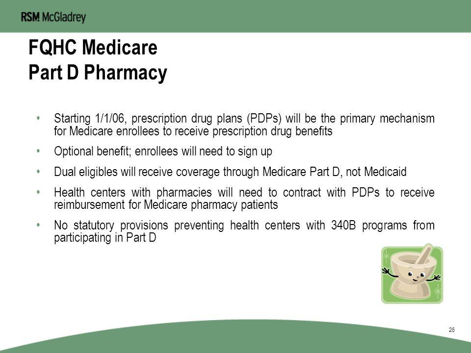 FQHC Medicare Wrap-Around AGEPMPM Annualized Capitation/100 Estimated Visits/100 Per-Visit Rate 1-12$13.32$15,984299.3853.39 13-18$27.55$33,060620.3853.29 19-3634.35$41,220765.6053.84 37+$46.42$55,704990.6456.23 Per-Visit Rate$ 54.19 25