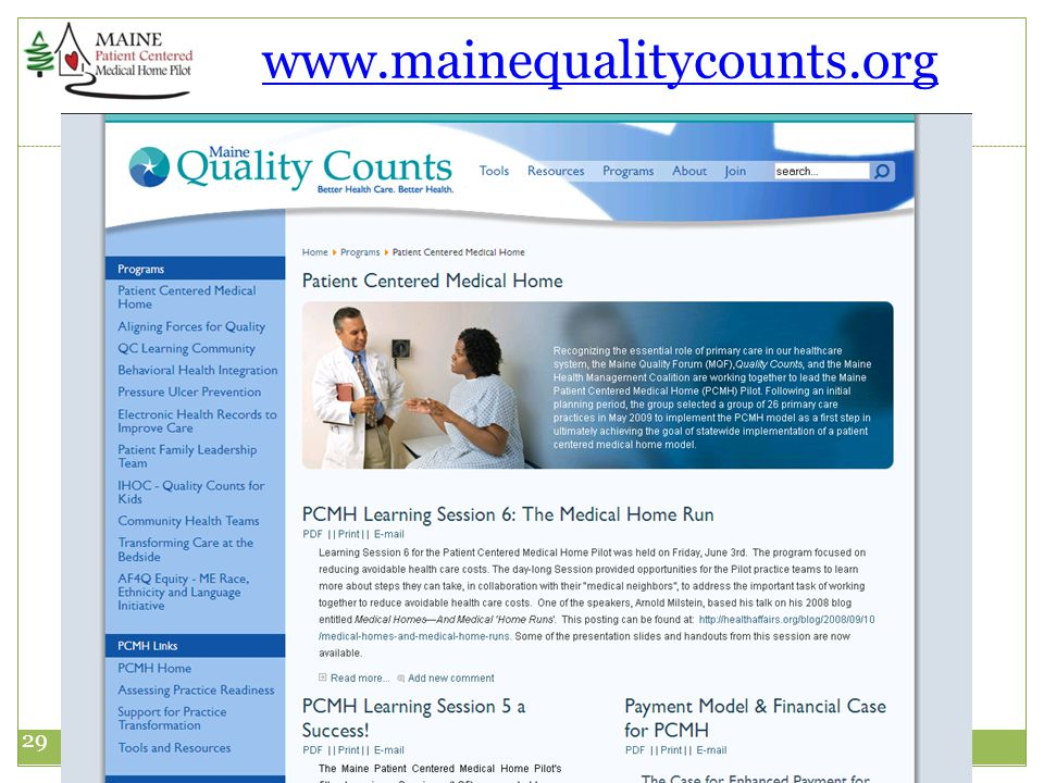 www.mainequalitycounts.org 29