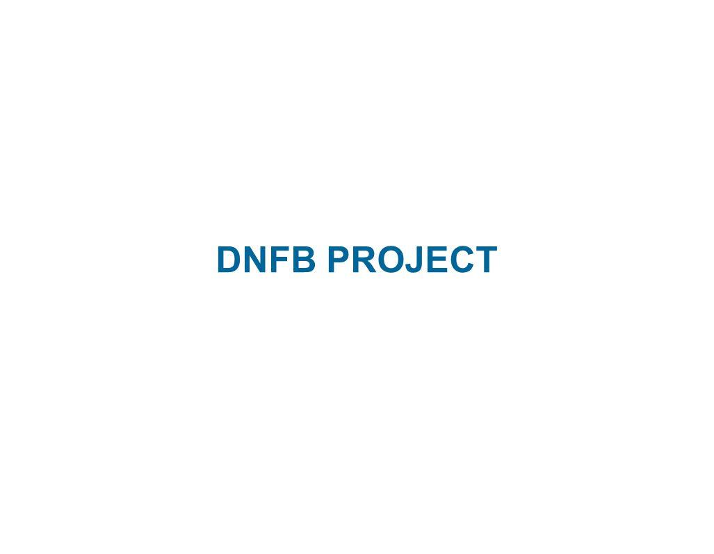 DNFB PROJECT