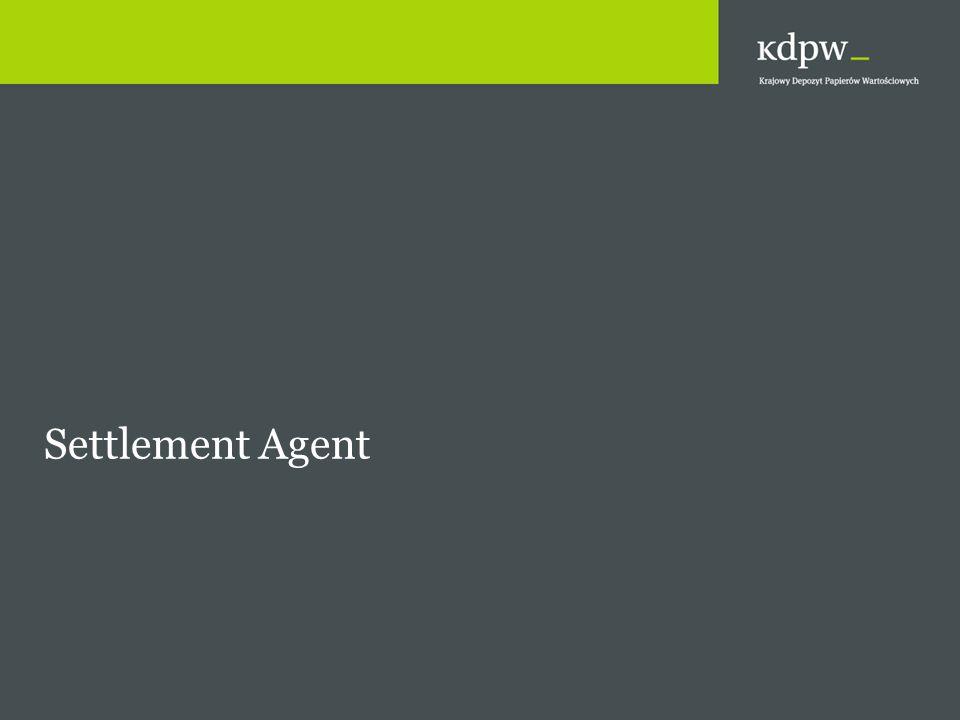 Settlement Agent