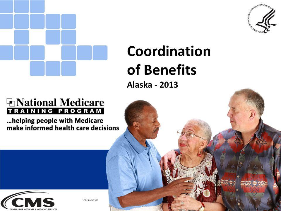 Coordination of Benefits Alaska - 2013 Version 26