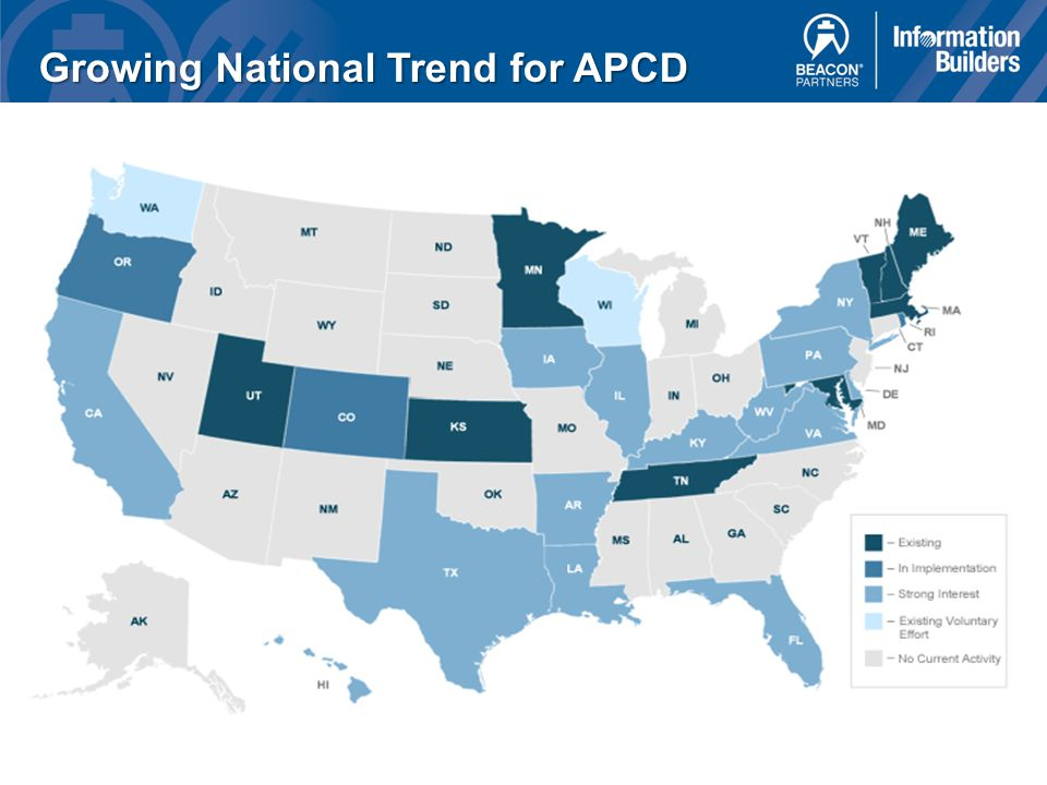 Growing National Trend for APCD