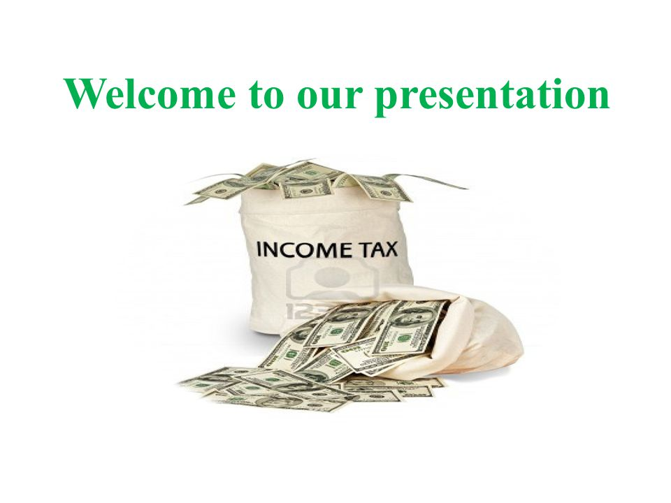 Bangladesh Income Tax Presentation Topic: