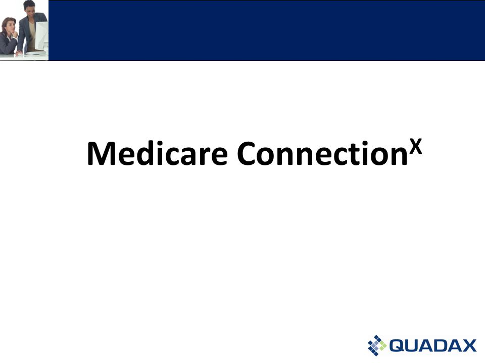 Medicare Connection X