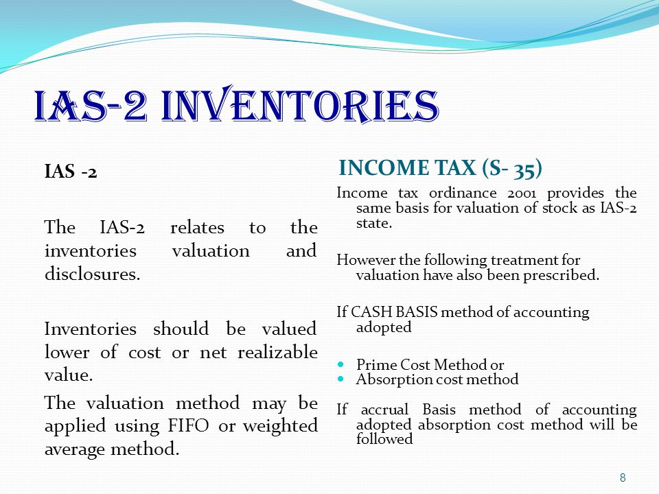 Basis of Accounting Cash Basis Income recognize when received and expense when paid.