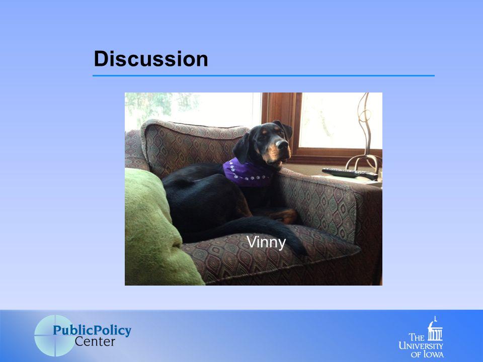 Discussion Vinny