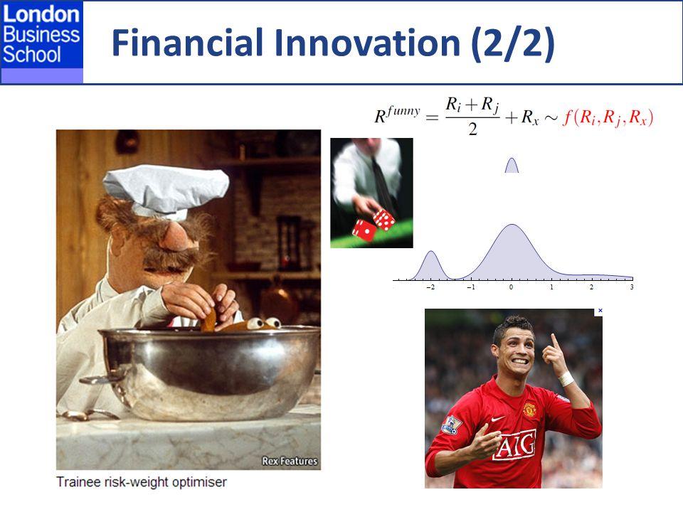Financial innovation (2/2)