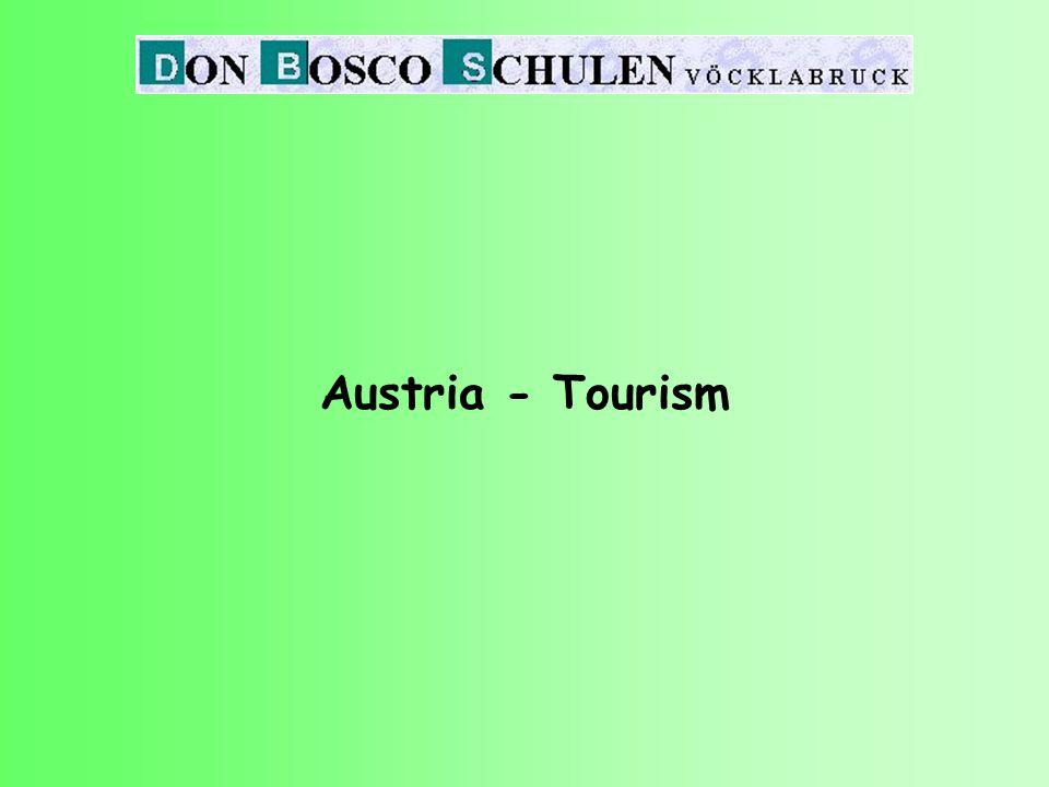 Austria - Tourism