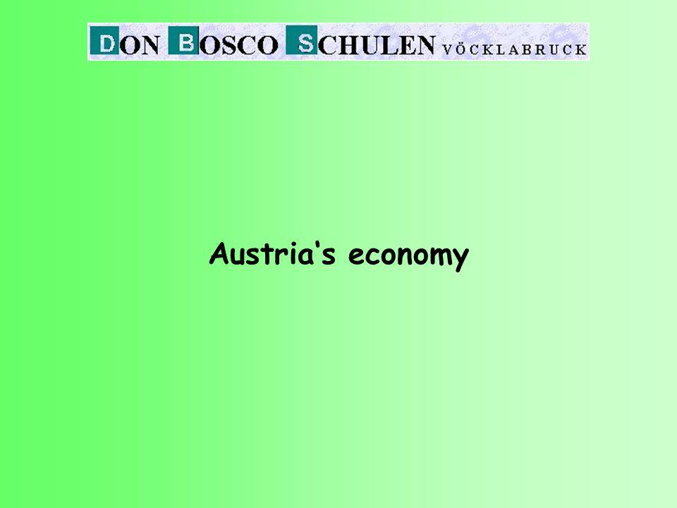 Austria's economy