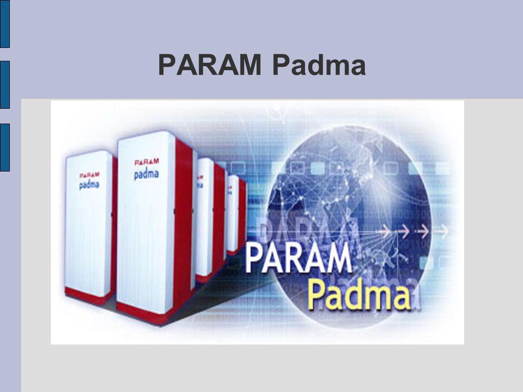 PARAM Padma