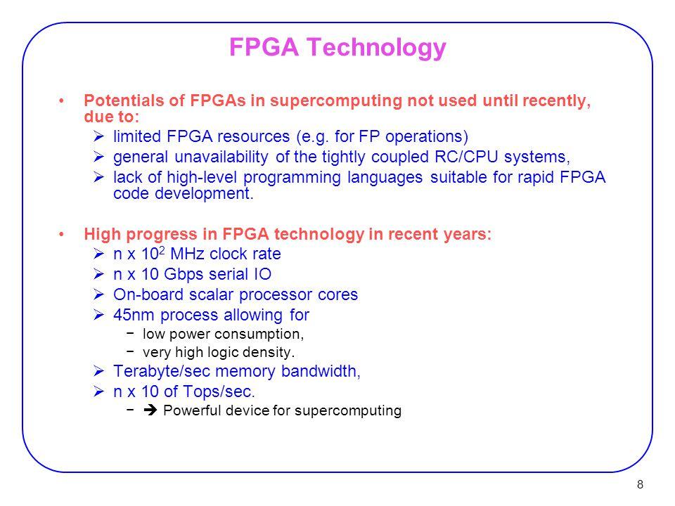 HLL-to-FPGA Compilation