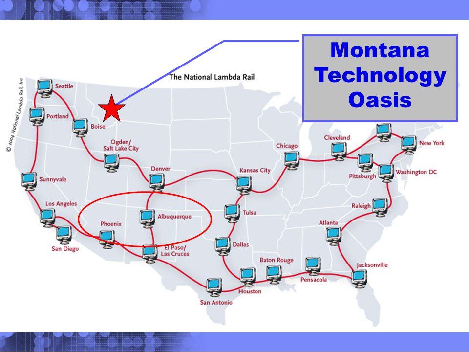 Montana Technology Oasis