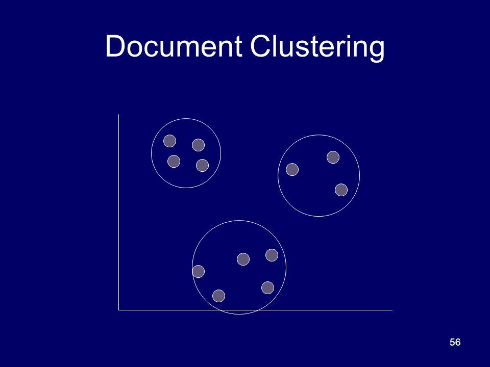 56 Document Clustering