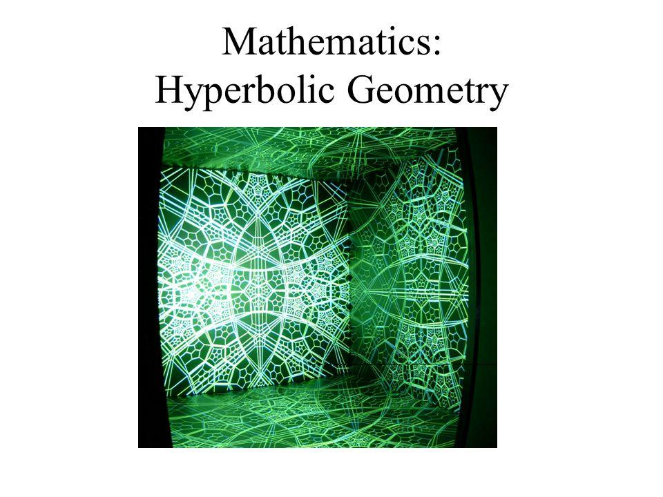 Mathematics: Hyperbolic Geometry