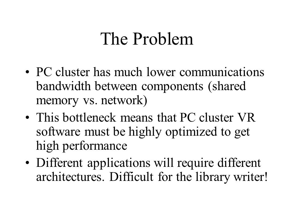 Communication Objects Syzygy includes server objects that can manage multiple full-duplex network connections.