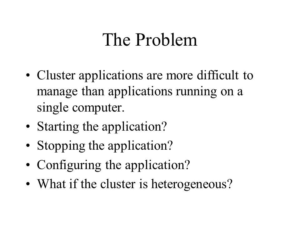 Master/Slave Framework Programmer registers memory chunks.