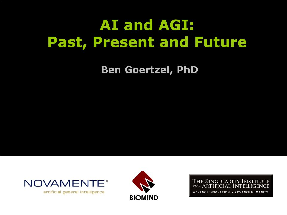 The Technological and Scientific Context Leaves us Poised for Dramatic AGI Progress 2008