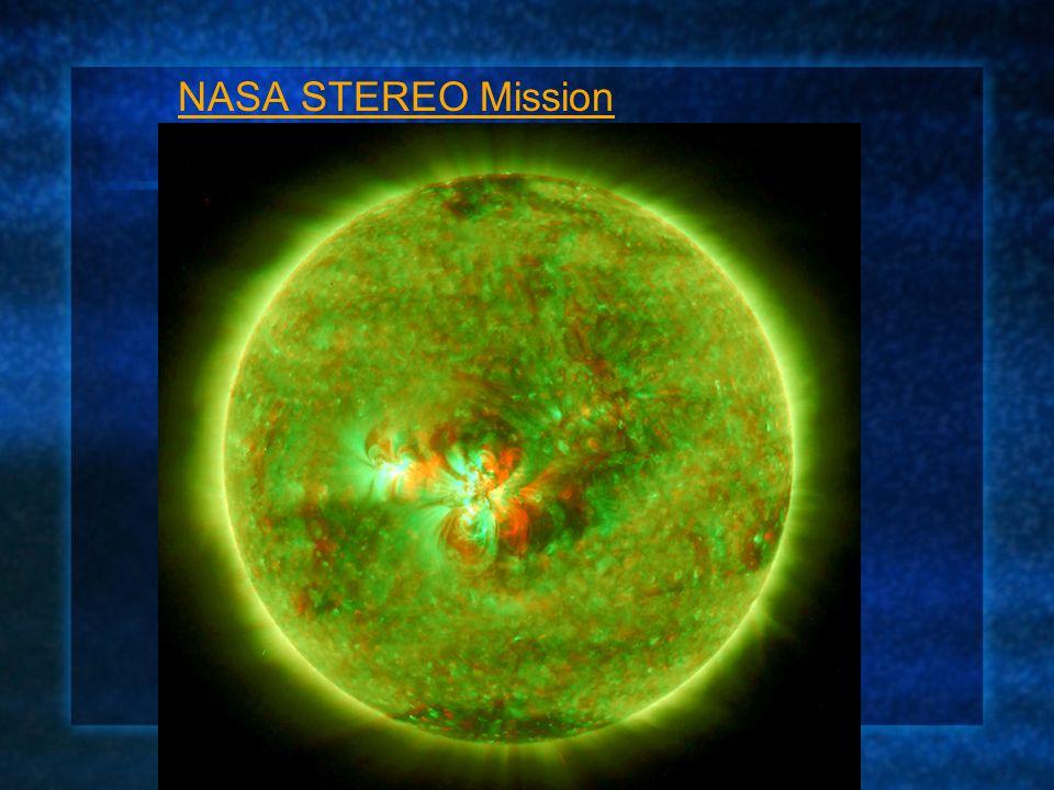 NASA STEREO Mission
